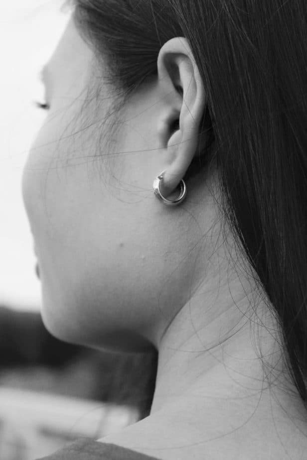femme oreille audition