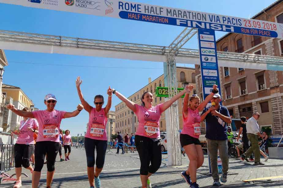 breast cancer race