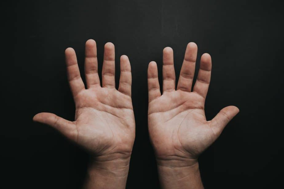 اليدين