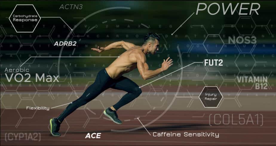gènes de performance athlétique