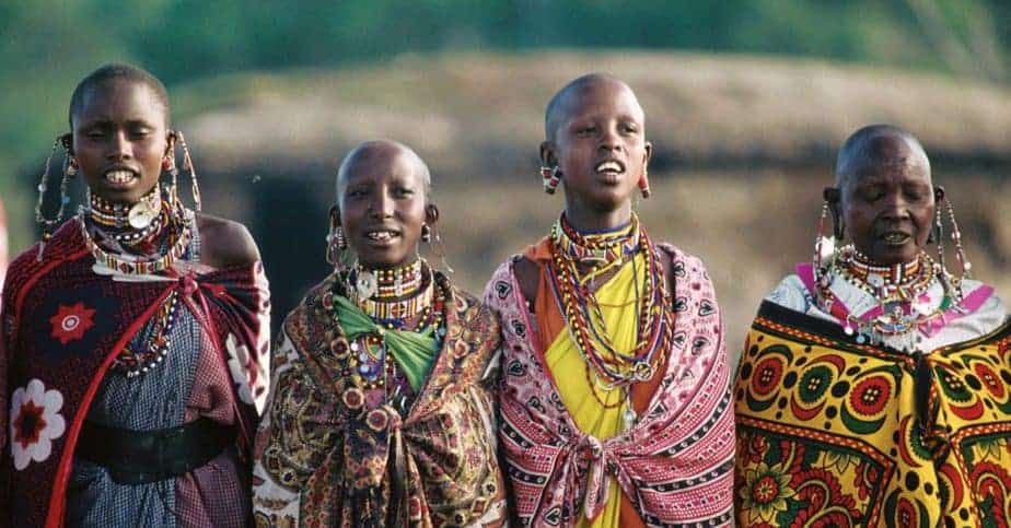 обзор африканского происхождения