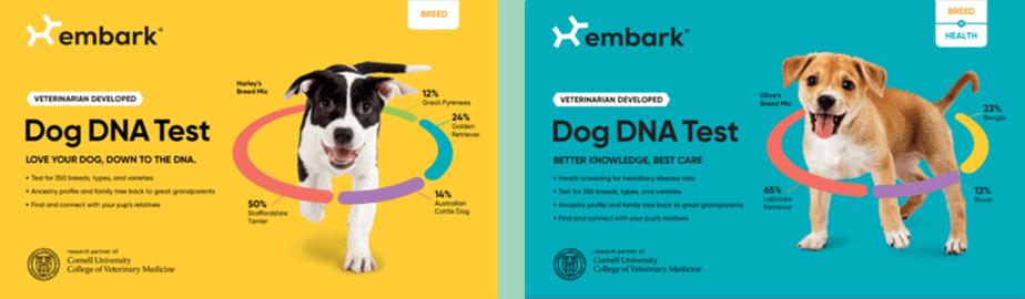 Faites des tests ADN
