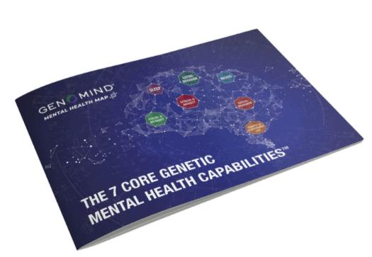 Genomind Mental Health Map