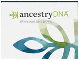 Kit de prueba de AncestryDNA