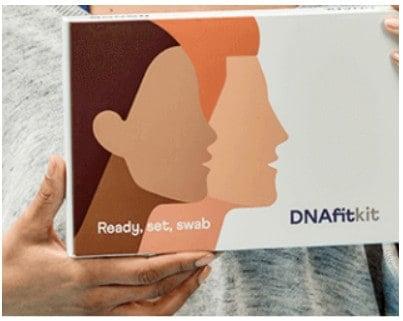 DNAFitテストキット