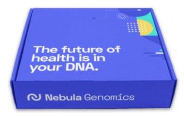 Набор для тестирования Nebula Genomics