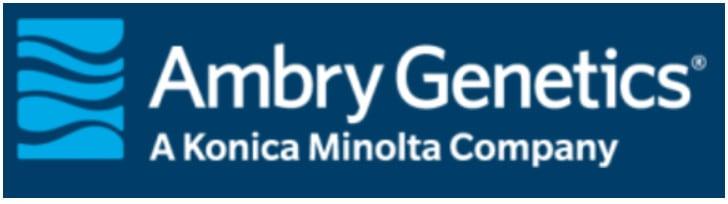 AmbryGeneticsのロゴ