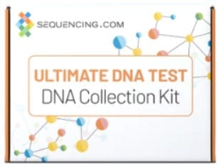Sequencing.com testing kit