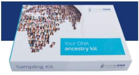 Kit de prueba de ADN vivo