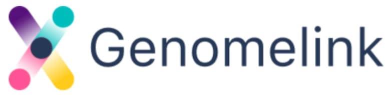 Логотип Genomelink
