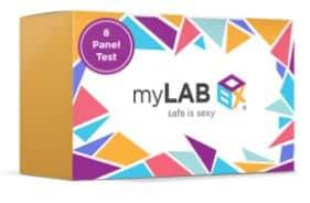 Kit de prueba de caja MyLab