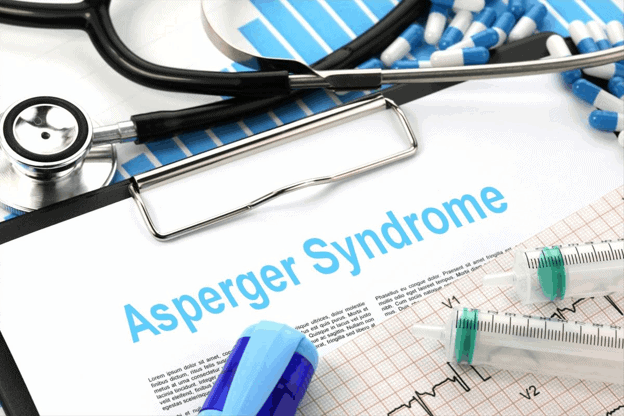Asperger syndrome clipboard