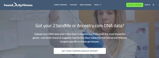 Вы можете загрузить необработанные данные ДНК