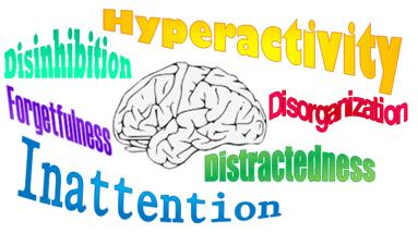 Los síntomas del TDAH