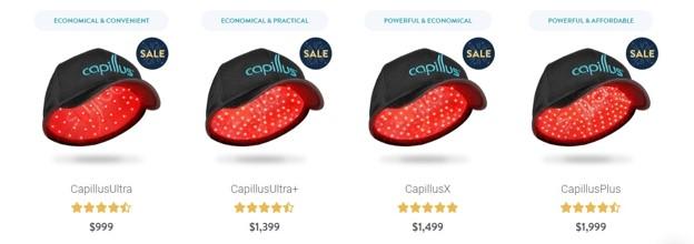 أسعار Capillus