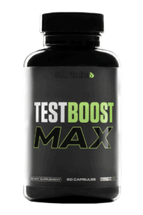 Test Boost Max bottle