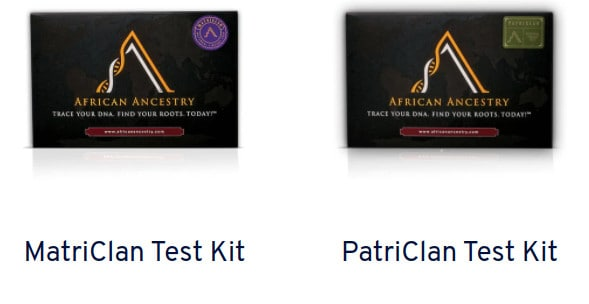 African Ancestry DNA testing kits