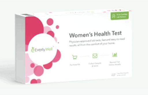 Everlywell Womens Health test