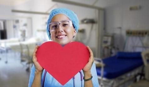 Womens heart health is often measured in a women's health test