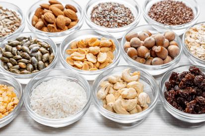 Ingredients that may cause food sensitivities