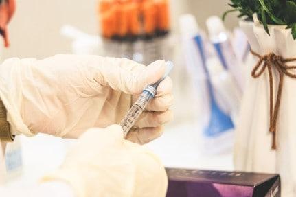 Insulin needle