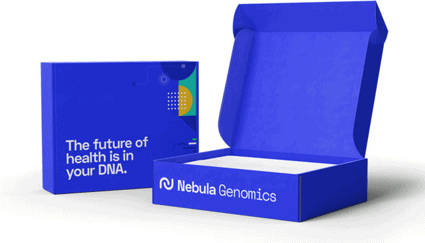 Nebula Whole Genome Sequencing test kit