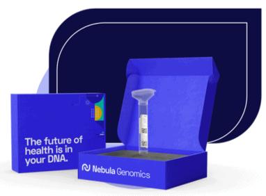Nebula Genomics 30X Whole Genome Sequencing