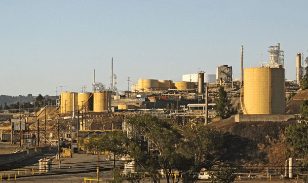Factories, which are associated with industrial benzene use